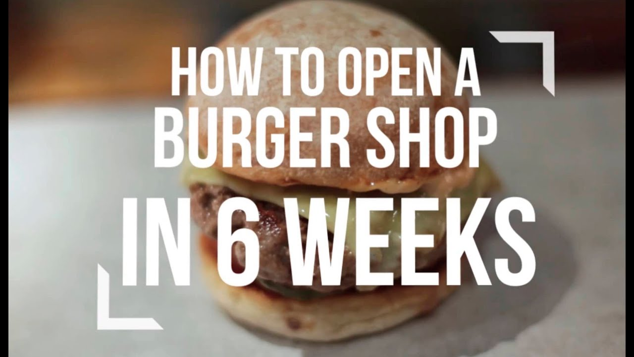 How To Open A Burger Shop In 6 Weeks Coconuts Tv Youtube