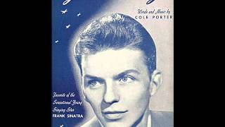 Frank Sinatra - Night And Day 1943 Version - Cole Porter Songs