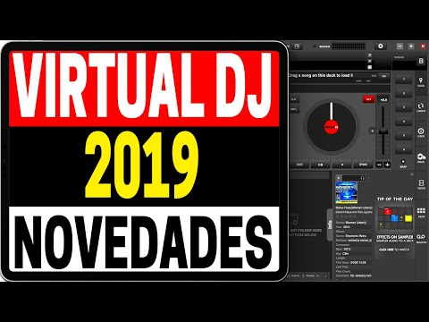 Virtual Dj 8   Version 2019   All Your News By Mixman