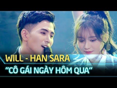 Han Sara X Will   Cô Gái Ngày Hôm Qua - Rực Rỡ Tháng Năm   Liên Hoan Phim Quốc Tế Hà Nội 2018