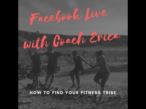 Where to find your fitness tribe