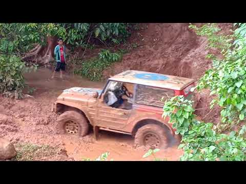 Jimny long 4WD vs jimny Lj80 | offroad Extreme