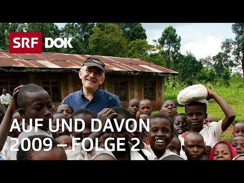 Schweizer Auswanderer | Australien, Dubai, Kanada, Venezuela, Kongo | Auf und davon 2009 (2/5) | SRF