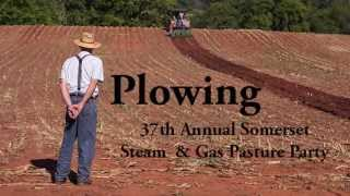 Somerset Steam and Gas Pasture Party - 2013