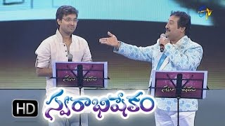 Naa Paata Panchamrutham Song - Mano, Srikrishna Performance in ETV Swarabhishekam 25th Oct 2015