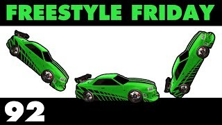 NEW MECHANIC HEL-JUMP | Freestyle Friday 92 (Rocket League)