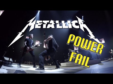 Metallica - One (Power Outage) Birmingham 30th 2017