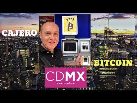CAJERO BITCOIN CDMX 2018