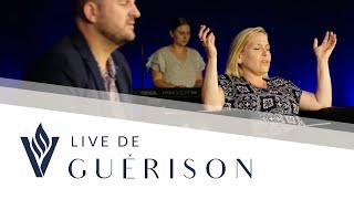 Live De Guérison - 25 Août 2021