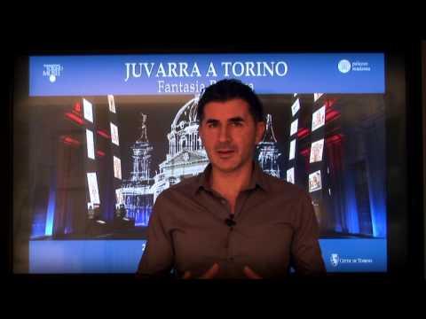"""""""Filippo Juvarra a Torino. Fantasia barocca"""" - il racconto di Vincenzo Capalbo"""