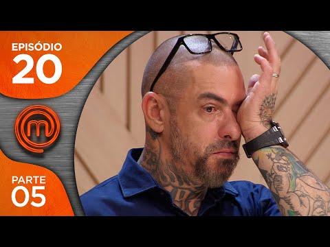 MASTERCHEF BRASIL (17/07/2018) | PARTE 5 | EP 20 | TEMP 05