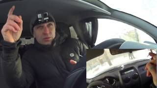 видео Как правильно заводить в мороз машину