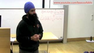 Q&A - Taking Amrit - Breaking Amrit #8 @ UCL Sikh Society
