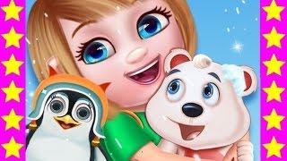 Отправляемся на поиски пингвинов! Мультики про животных. Развивающие мультфильмы для детей.