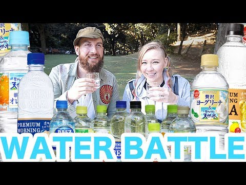 Thumbnail: The Horrors of Flavored Water