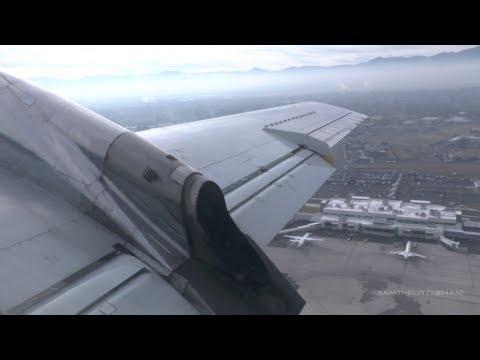 United Express EMB-120 Brasilia Full Experience MFR-SFO [N567SW]