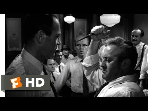 12 Angry Men (7/10) Movie CLIP - Down & In (1957) HD