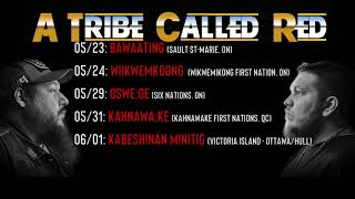 A Tribe Called Red  Rez Tour 2018 Promo... @ www.OfficialVideos.Net