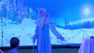 Новогоднее шоу для детей 2017