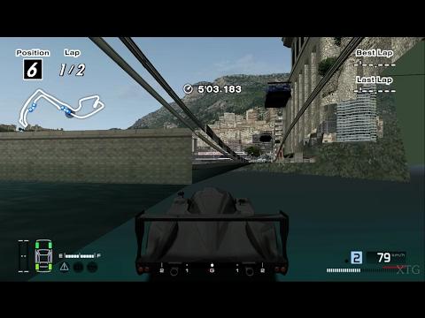 Gran Turismo 4 - Côte dAzur Track Glitch PS2 Gameplay HD