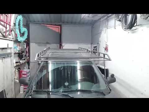 Как сделать длинный багажник на крышу машины для ВАЗ 2111 или Богдан-2111
