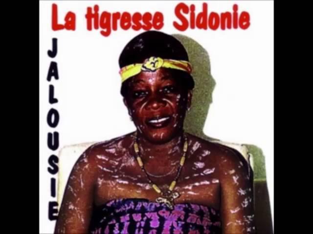 La tigresse Sidonie Awouin
