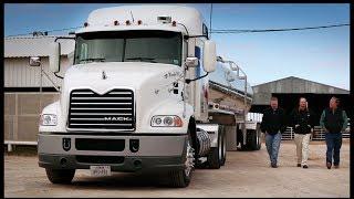 Mack Trucks Customer Success Story: Lone Star Milk Transport