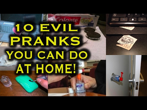 20 Pranks To REALLY Piss Someone Off! (Giveaway)