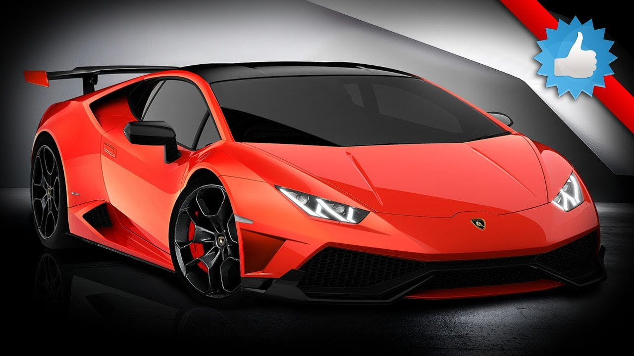 2015 Lamborghini Huracan LP650-4 Superleggera - YouTube