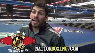 JORGE LINARES CHANGES HIS PREDICTION ON MAYWEATHER-PACQUIAO FIGHT