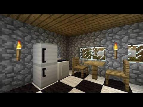 Como Fazer Uma Geladeira No Minecraft 15 6 14 3 Sem Mods
