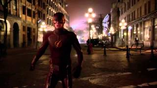 The Flash 1x15 - Barry Sees Himself Time Travelling [HD]