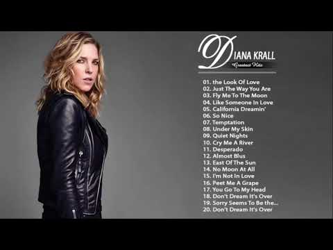 The Best Of Diana Krall Liver 2018 * Diana Krall Greatest Hits Cover 2018