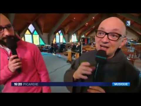 Passage au journal de France 3 Picardie 17 janvier 2018