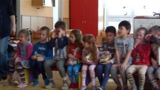 čerti 2012-Mateřská škola Černá v Pošumaví, 2.třída