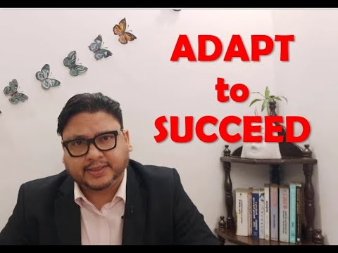 Adapt to Succeed