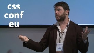 [CSSconf.eu 2013] Peter Gasston - Future CSS in Web Components