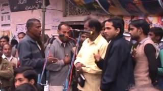 Sughra Watan Me Jiska Sehra Saja Rahi Hai | Aza-e-Husain Jafrabad | 27 Moharram Jafrabad 2011