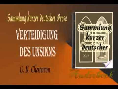 Gk chesterton essays online