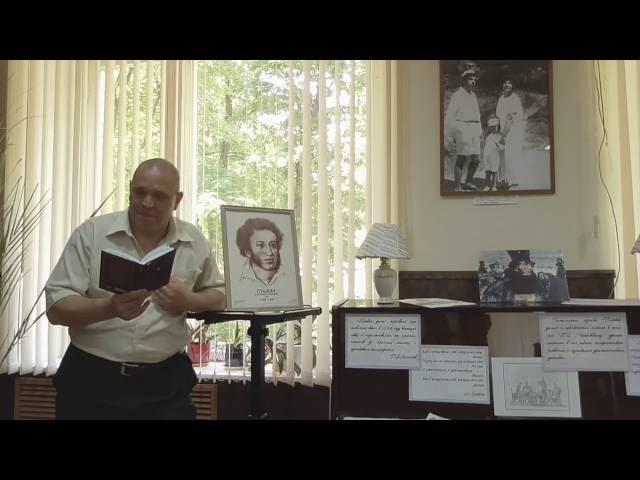 Изображение предпросмотра прочтения – АлексейЗаричный читает произведение «Признание» А.С.Пушкина