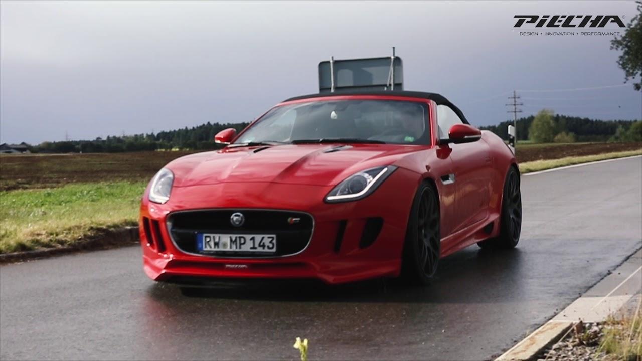 RSR Bodykit für Jaguar F Type von der Firma Piecha Tuning