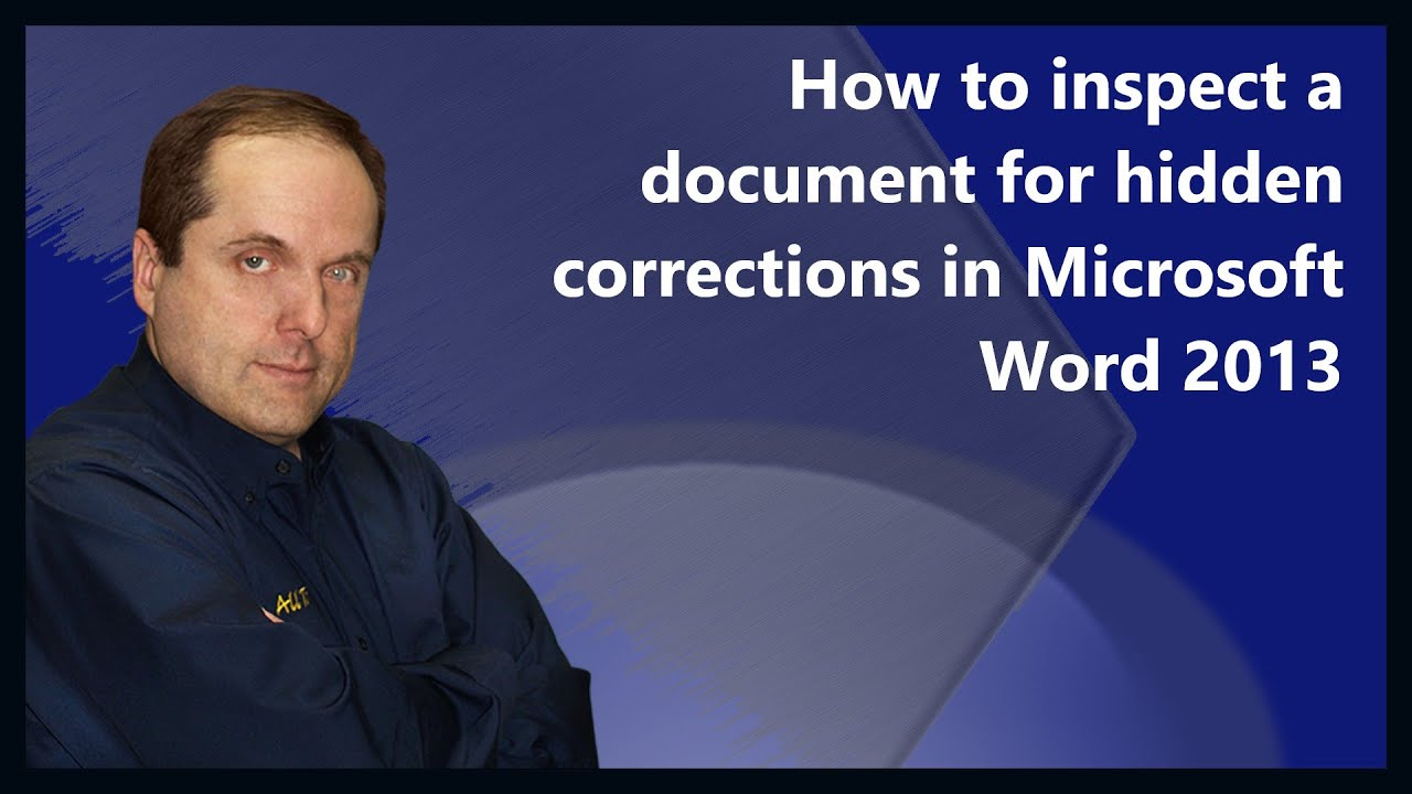 how to make corrections in word