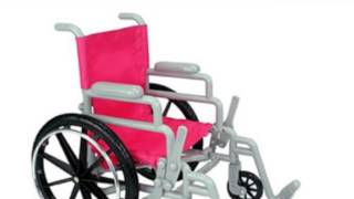 Doll Wheelchair Set For 18 Dolls Like