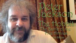 DP/30: Peter Jackson, The Hobbit: The Battle Of The Five Armies