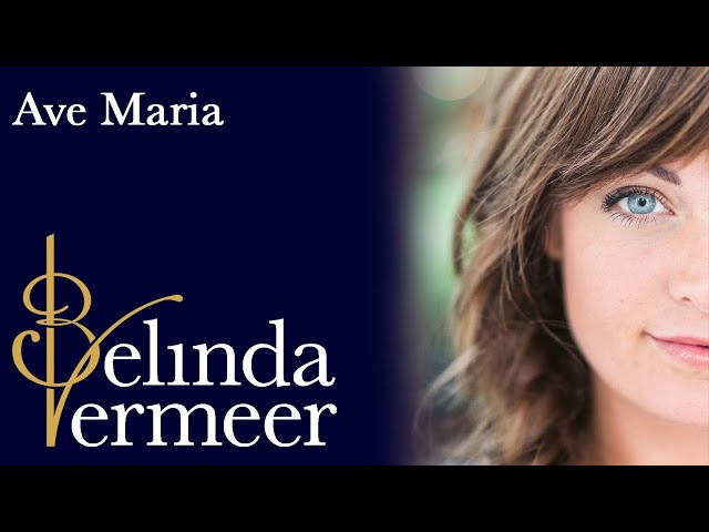 Ave Maria (Bach/Gounod) Live version by Belinda Vermeer