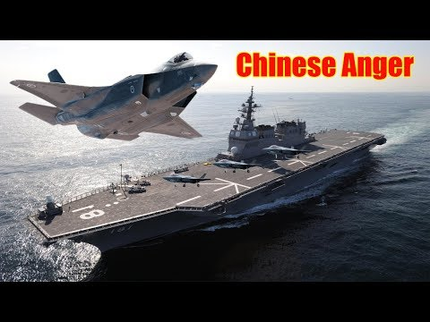 Beijing Warns Tokyo Against Modifying Ships to Carry F-35s