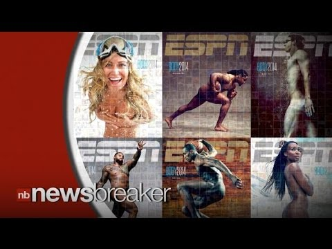 Athletes Bare All For ESPN Magazine's Body Issue