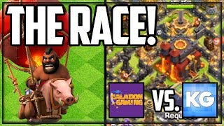 The RACE IS ON in Clash of Clans!