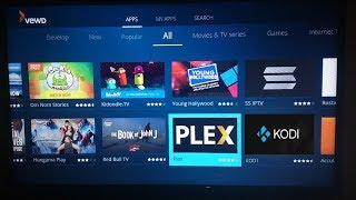Luxor Smart Tv How can i get kodi ? on VEWD & FREE Movies