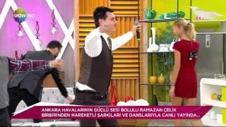 Bolulu Ramazan Çelik39;ten Ankara Havası